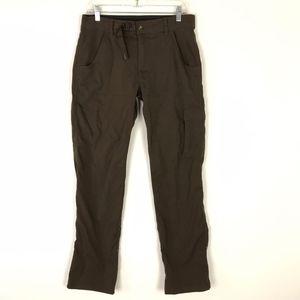 prAna Pants - prAna Zioneer Mens Stretch Pants SML 31x31 #1278